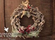 Natale vicino sono ritardissimo…tende sostituire, negozio allestire decorazioni ancora cominciare…insomma maison fermento presto illuminerà luci magia!!!