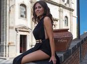 Maxi black dress Elisabetta Franchi