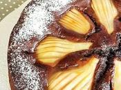 Torta cioccolato pera: colazione servita!