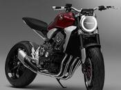 Honda Sports Café Concept Tokyo Motorcycle Show 2017