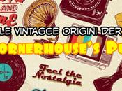 Vintagge Origini Cornerhouse's Pub. Parte L'origine nome Johnny