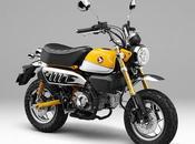 Honda Monkey Concept Tokyo Motorcycle Show 2017