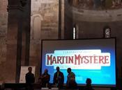 Lucca 2017: l'incontro Martin Mystère