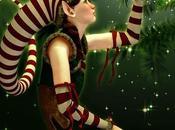 Viverone. magia Natale lago