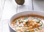 Zuppa fagioli farro