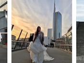 abito sposa invernale misura firmato Alessandro Tosetti