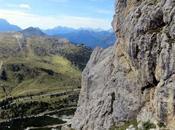 Escursione alle gallerie Lagazuoi Passo Falzarego, luoghi della Grande Guerra Cortina