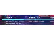 Novembre, siete pronti? Super sconti Gearbest.com!
