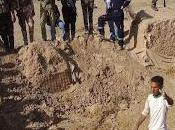 stata scoperta un'altra fossa comune Iraq