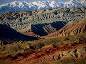Trekking Kazakistan, natura Storia