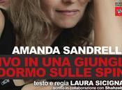 Amanda Sandrelli Teatro Verdi