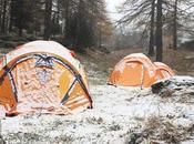 Campeggio invernale tenda? Arriva Campo base Ferrino Highlab!