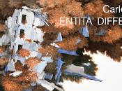 Entità Differenti mostra personale Carlo Cane cura Casa d'Arte Lorenzo