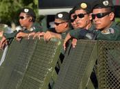 Corte suprema della Cambogia sciolto principale partito d'opposizione