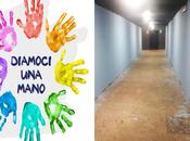 Piano Sorrento, un'impronta colorata ridare vita murale vandalizzato