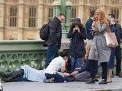 foto della musulmana indifferente Londra fake news.