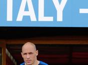 Test-match: l'Italia oggi sfida l'Argentina. campo tutta Ovalia