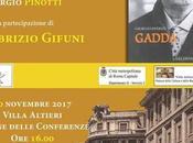 """novembre 2017 """"Gadda Merulana"""" presso Villa Altieri"""