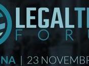 Legal Tech Forum 2017, terza edizione della conferenza dedicata alle tecnologie legali