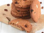 Cookies castagne, uvetta, pinoli rosmarino