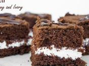 Torta Ebony Ivory senza glutine (con Bimby)