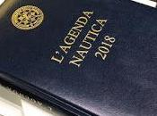 Avviso naviganti, l'Agenda Nautica 2018 libreria. perdetela!