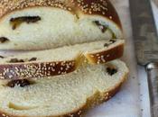 pane dolce sabato ripieno della shabbat