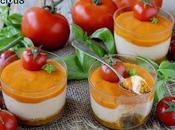 Cheesecake Salati Pomodori Pachino