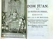 """Don Giovanni"" Molière"