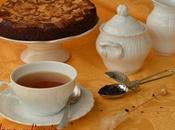 Torta mele aromatica Oolong, pomeriggio speciale!
