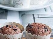 Muffin gluten-free farina castagne nocciolata
