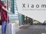 Codice Sconto Valigia Viaggio Metallo Xiaomi 165€