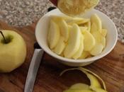 Torta mele senza glutine,latte lievito