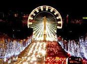 Natale 2017: Champs Elysées accendono magia!