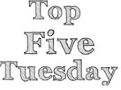 """Five Tuesday: ambientazioni """"libresche"""" piacerebbe visitare"""