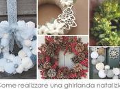 Blogmas Come fare ghirlanda natalizia