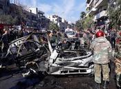 Esplosione autobus Homs, Siria: morti
