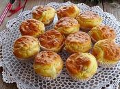 Muffin salati rustici formaggio pancetta