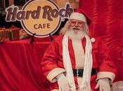 Colazione Santa Claus all' Hard Rock Cafè Roma