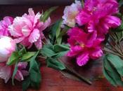 Blossom zine Regali Natale utili originali bellissimi fiori tessuto.