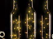sughero fare bottiglie Luce