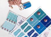 Stikets: etichette adesive tutta famiglia