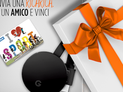 Wind Ricarica SMS: Gift Card Decathlon Google Chromecast Ultra usate servizio