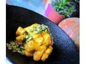 Gnocchi zucca pistacchi
