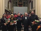Sinfonica Giovanile premiata dall'Associazione Nazionale Letterati Artisti