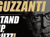 """dicembre 2017 """"Stand Guzz"""" Teatro Brancaccino"""
