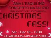 """dicembre 2017 """"Christmas Fassi"""" Concerto Natalizio presso Palazzo Freddo"""
