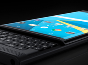 Aggiornamenti software capolinea BlackBerry Priv