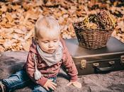 Fotografia Famiglia d'autunno prima parte