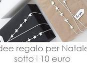 Blogmas Idee regalo Natale sotto euro